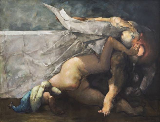 DOROTHEA TANNING: WEB OF DREAMS
